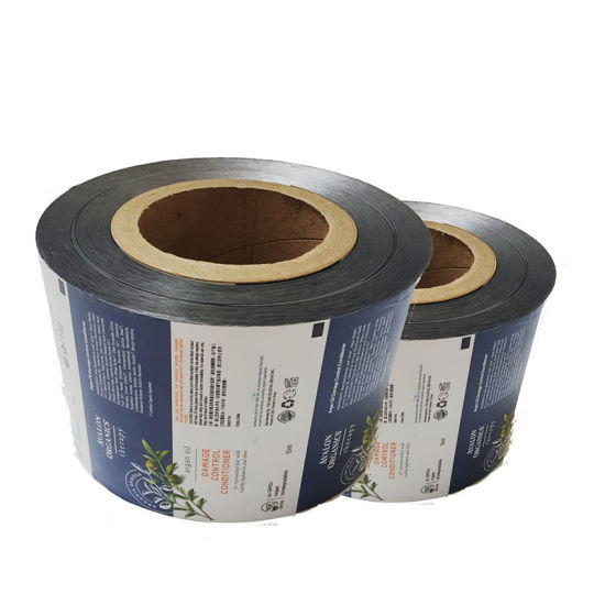 Food Grade Custom Printed Laminating Plastic Food Automatic Packaging Rolls  Film for Candy Packaging