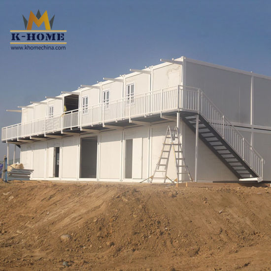 EPS Rockwool PU Sandwich Panel House Container Home