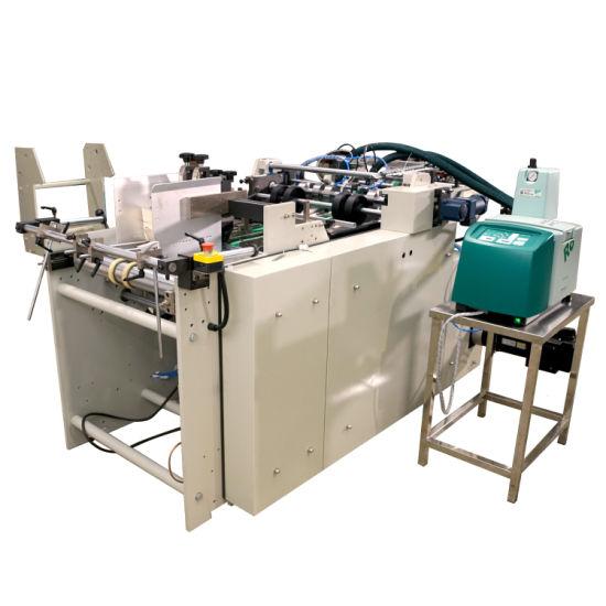 Food Paper Box Carton Erecting Machine with Ce Standard