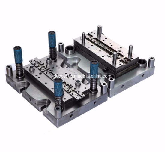 Precision Sheet Metal Stamping Mould Parts with High Precision Stamping Tooling Auto Parts Mould