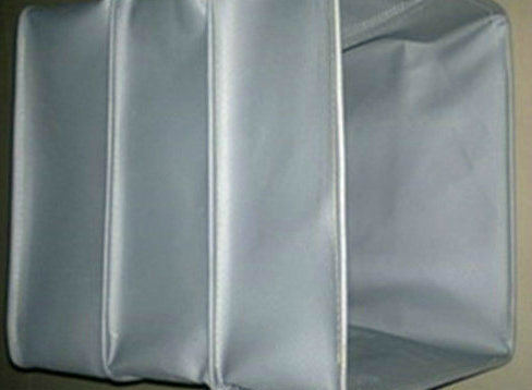 Fiberglass Fabric Coated with Silicon Rubber Two Sides pictures & photos