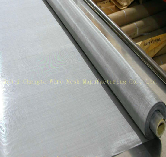 Stainless Steel Wire Mesh for Filter Mainly, Papermaking, Pharmaceutical
