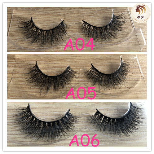 3f3fb39891e Handmade 3D Mink Lashes Bulk Wholesale High Quality Private Label Custom  Packaging Real 3D Mink Eyelashes. Get Latest Price