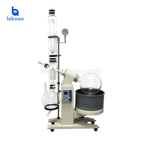 China Rotary Evaporator Equipment with Water Bath Lifting Automatically