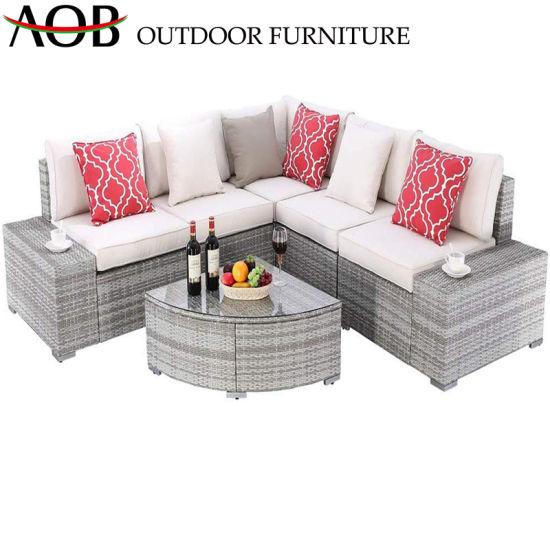 China Rattan Garden Furniture Sets