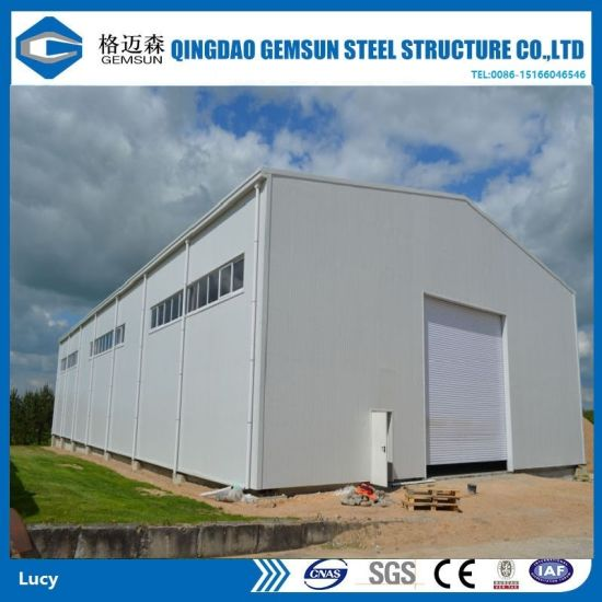 Fast Construction Easy Installation Light Steel Structure Building