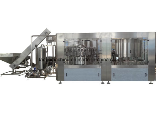 Washing Filling Capping 3-in-1 Unit Monblock Bottle Bottling Machine pictures & photos