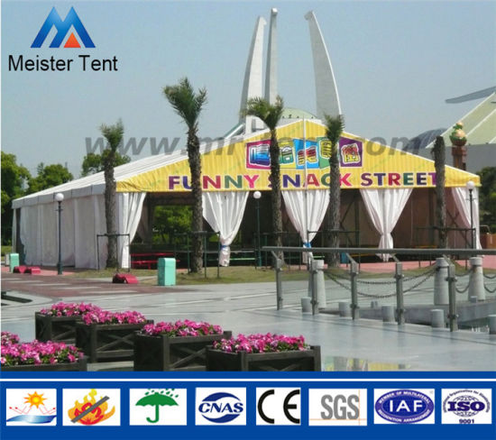 Well Decorsted Marquee Exhibition Tent for Family Party Advertising pictures & photos