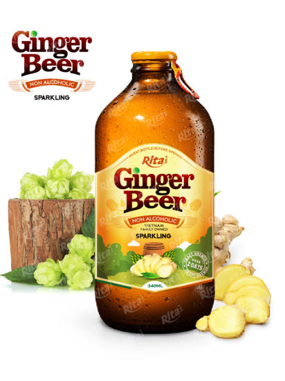 Ginger Beer Sparkling Non Alcoholic