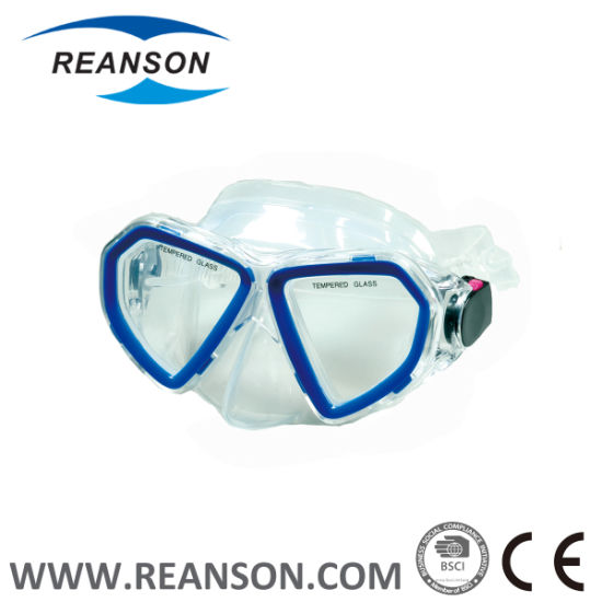 New Customized Color Diving Mask of 2017 pictures & photos