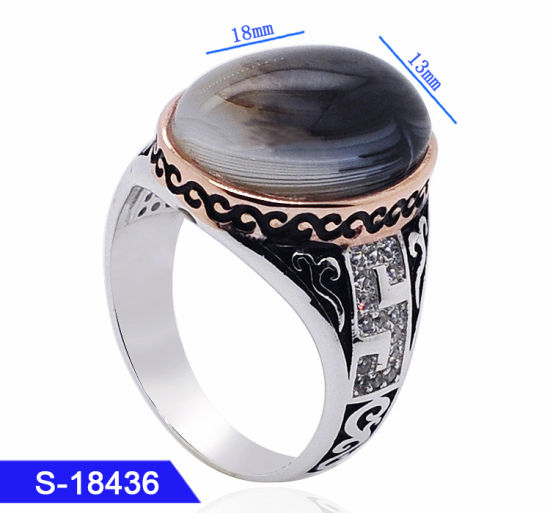 China New Model Muslim Jewelry Turkish & Arabic Style 925