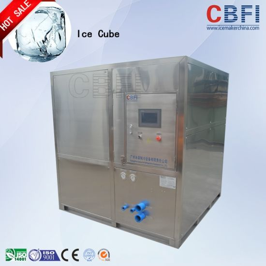 Square Ice 3 Tons Cube Ice Machine pictures & photos