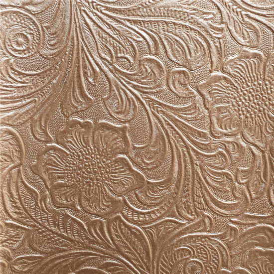 Fake environmental Decorative PVC/PU Artificial Soft Leather for Upholstery Furniture Room Wall Home Textile Headboards, Side Panels