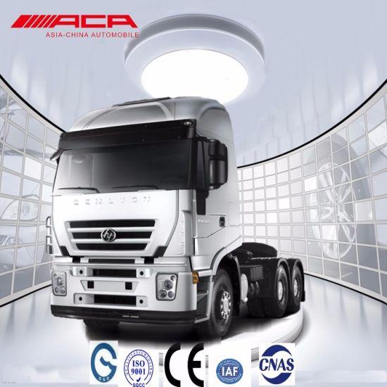 6X4 380HP Iveco Hongyan Genlyon Trailer Head Tractor Truck