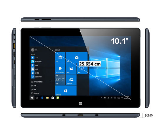 Tablet PC with Touch Screen Laptop with Fingerprint Reader pictures & photos