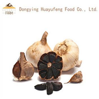Organic Solo Black Garlic/Natural Black Garlic