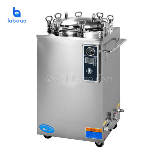 LED Display Automatic Autoclave Sterilizer Medical Instrument pictures & photos