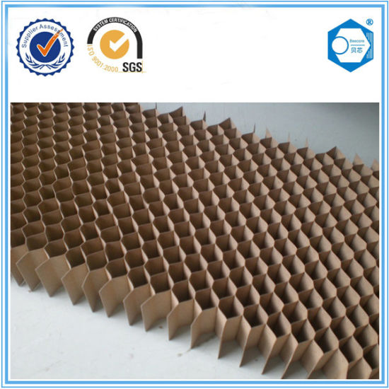 Beecore Fireproof Paper Honeycomb Core for Door pictures & photos