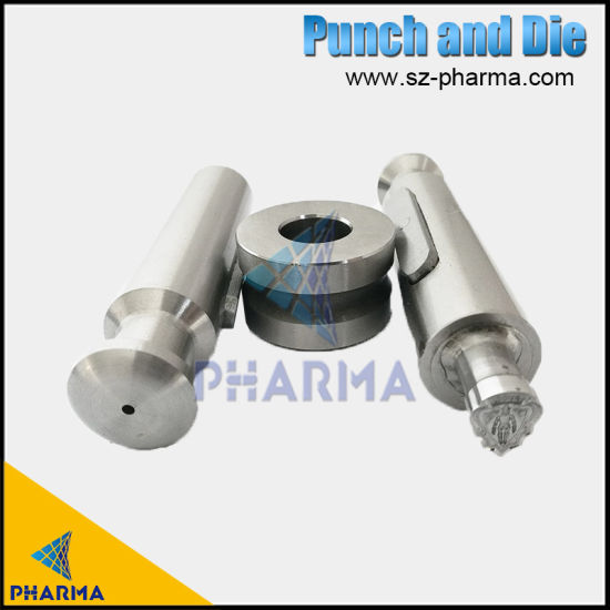 China Tablet Press Customized Punch Die Customized Design