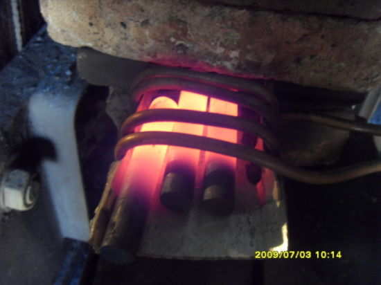 Screw Welding Machine Electric Forge Furnace Price