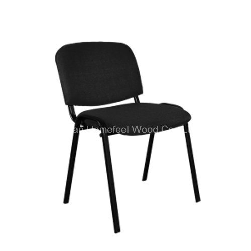 Simple Fabric Visitor Chair Student Chair Office Chair Without Wheels  (HF Z3154)