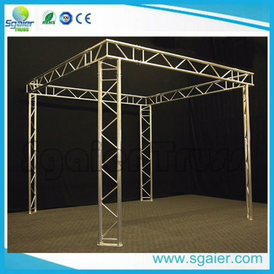 China aluminum ladder truss for exhibition and wedding decoration i aluminum ladder truss for exhibition and wedding decoration i beam truss junglespirit Image collections