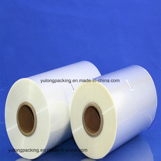 Plastic Heat Protective Polyolefin Shrink Wrap Film Roll