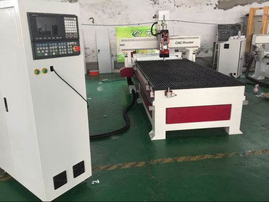 Linear Type Woodworking CNC Engraving and Cutting Machine
