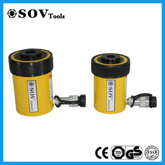 China Supplier Single Acting Hollow Plunger Cylinder (SOV-RCH) pictures & photos
