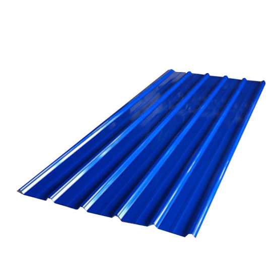 Roof Tile Ral Color Coated Corrugated Galvanized Steel Roofing Sheet Price