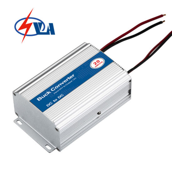 20A DC DC Converter for Security System pictures & photos