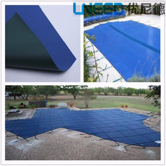 Uneed Safe PVC Tarps for Outdoor Swimming Pool Cover