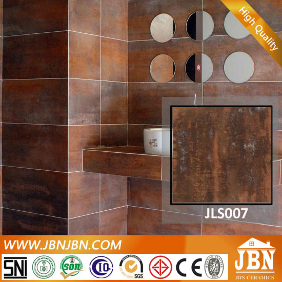 China Bathroom Metallic Glazed Porcelanto Wall Floor Tile JLS - Metallic bathroom tiles