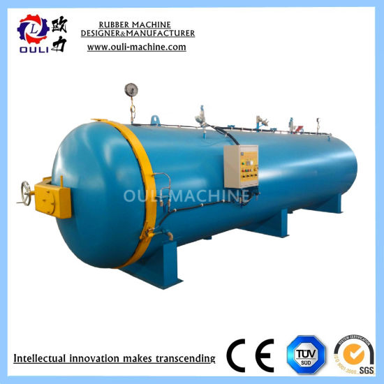 High Capacity Rubber Vulcanizing Tank for Rubber Heating pictures & photos