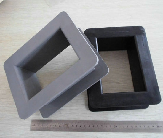 Custom OEM High Precision Rubber Protection Seal Strips Molded Rubber Parts