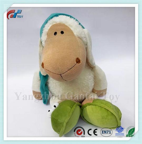 China Hot Sale Custom Easter Sheep Plush Toy Baby Stuff