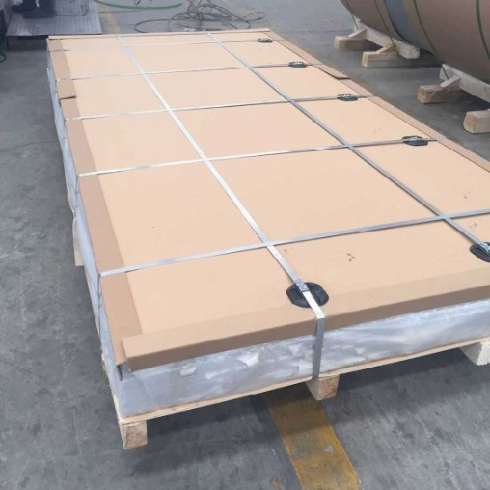3mm Thickness 5083 H32 Aluminum Sheet for Oil Tank pictures & photos