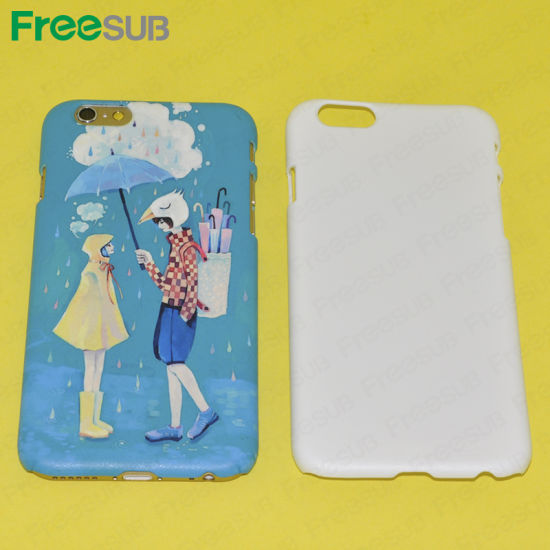 High Quality 3D Sublimation Photo Case for iPhone 6 (IP6-M) pictures & photos