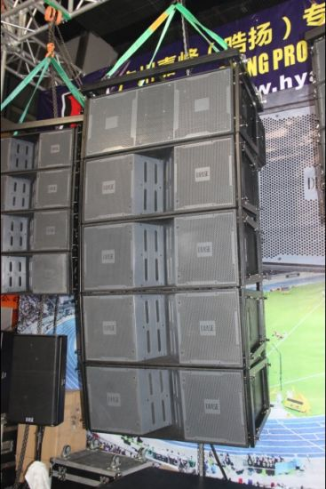 "VT4889 Dual 15"" High Power Line Array, PRO Sound System pictures & photos"