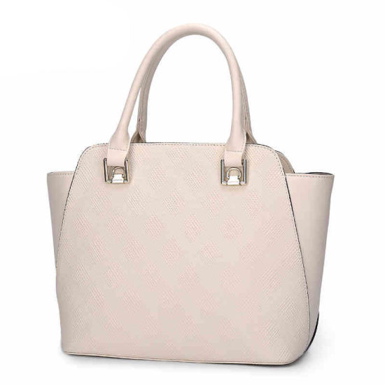 8aadc76d61 Printing Fashion PU Handbags Wholesale and Ladies Tote Bag (ZX10120)  pictures   photos