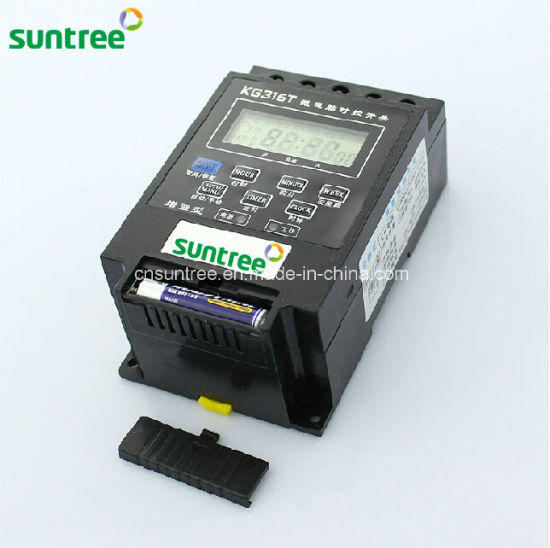 Kg316t 12V LCD Digital Display Microcomputer Timer Control Switch pictures & photos
