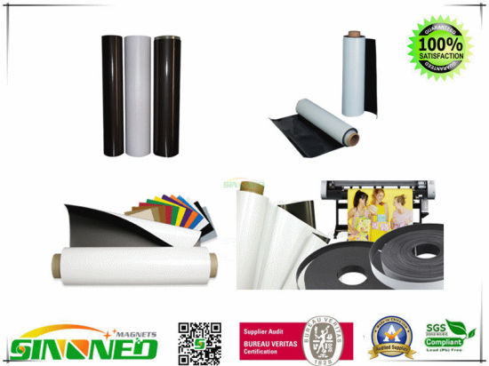 photograph relating to Printable Magnetic Paper called Inkjet Printable Magnet Roll, Magnetic Paper