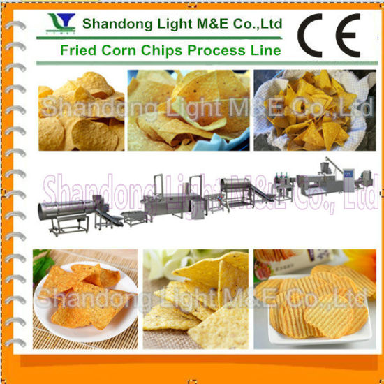 Corn Chips Production Machine pictures & photos