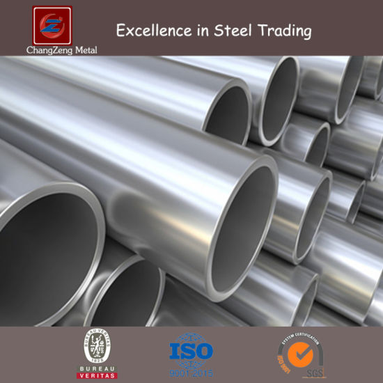 Galvanized Round Pipe for Road Infrastructure Projects (CZ-RP79) pictures & photos