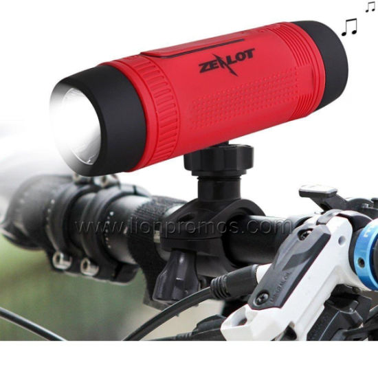 Bicycle Sports Bluetooth Speaker with Light pictures & photos