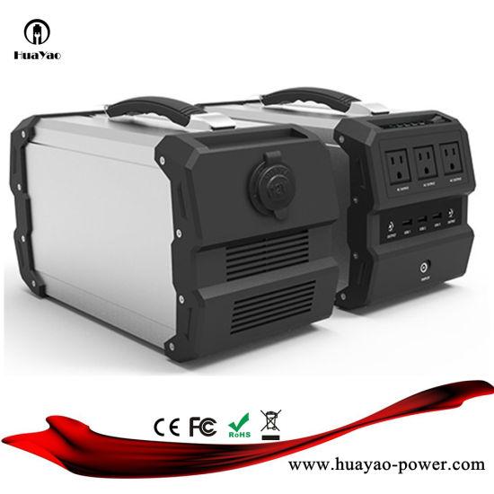 China Manufacturer of Generator Lithium Polymer Powered Portable Generator