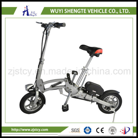 36V Top Quality Cheap 350W New Technology Mini Electric Scooter pictures & photos