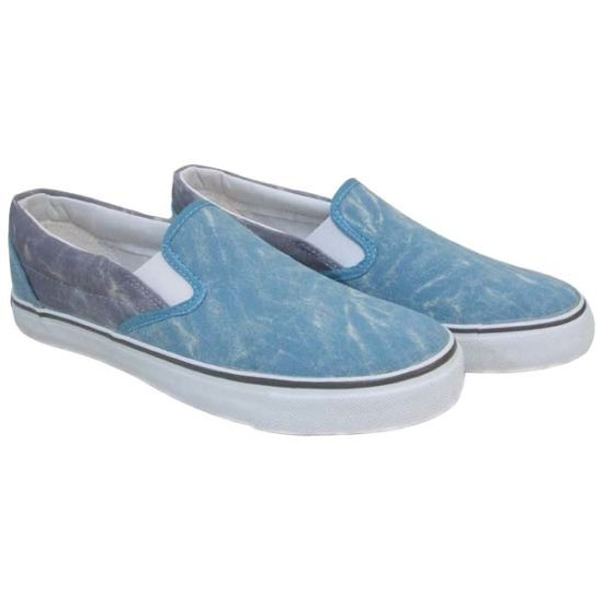 White Slip on Canvas Shoes Buy Cheap Canvas Shoes Online pictures & photos