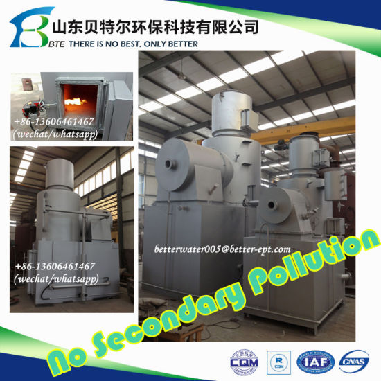 150kgs Waste Incinerator, Medical Waste Incinerator, Hospital Use Incinerator pictures & photos