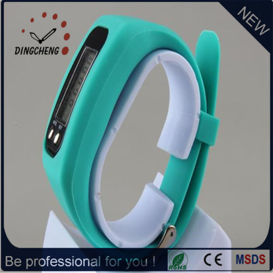 Pedometer Bracelet Smart Wrist Watch pictures & photos